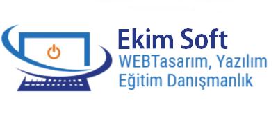 Ekim-soft web tasarım logosu